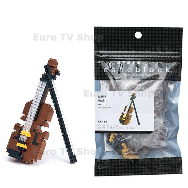 НАНОБЛОК – роял и виола