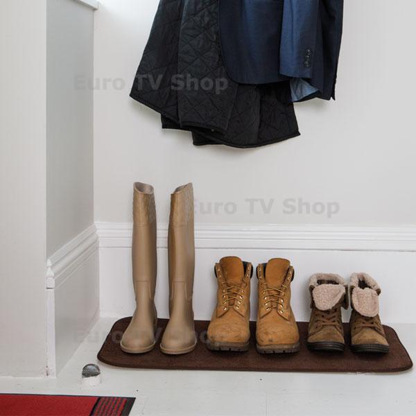 Магическа постелка за обувки и ботуши