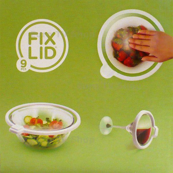 Комплект Капаци за съхранение FIX LID