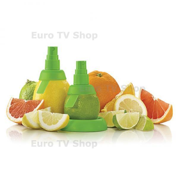 Спрей за изцеждане на цитрусови плодове