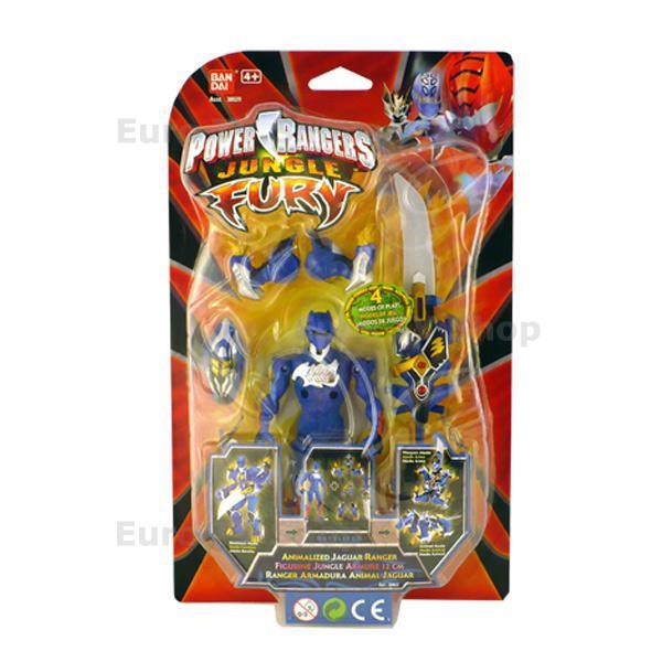 Power Rangers ягуар трансформър