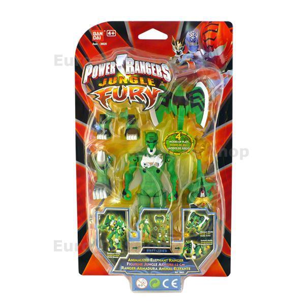 Power Rangers слон трансформър