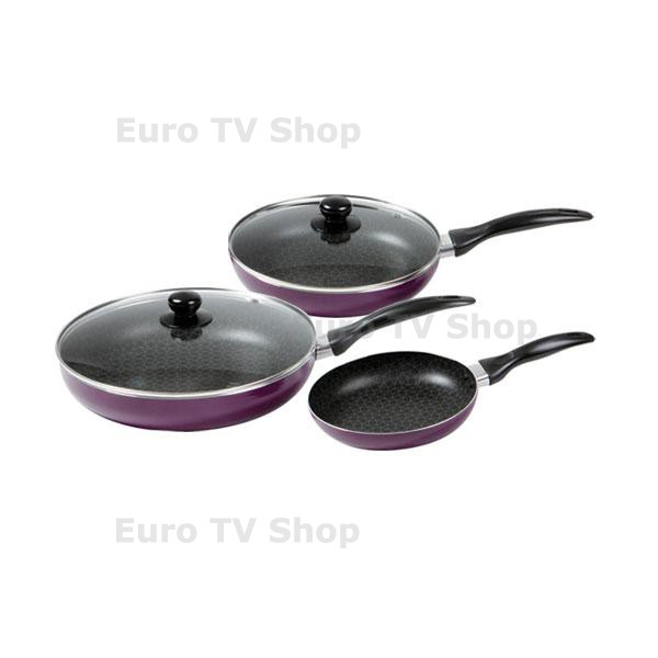 Spider Pan Set