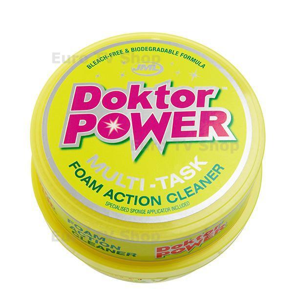 Doktor  Power - почистваща паста