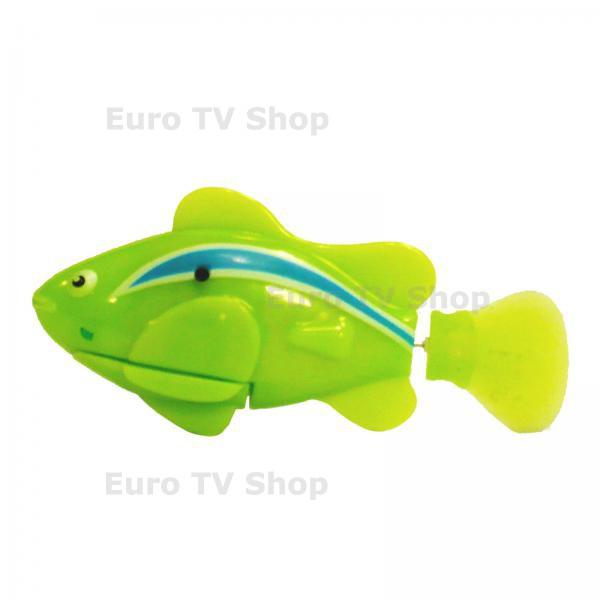 Хепи Фиш Зелена Риба