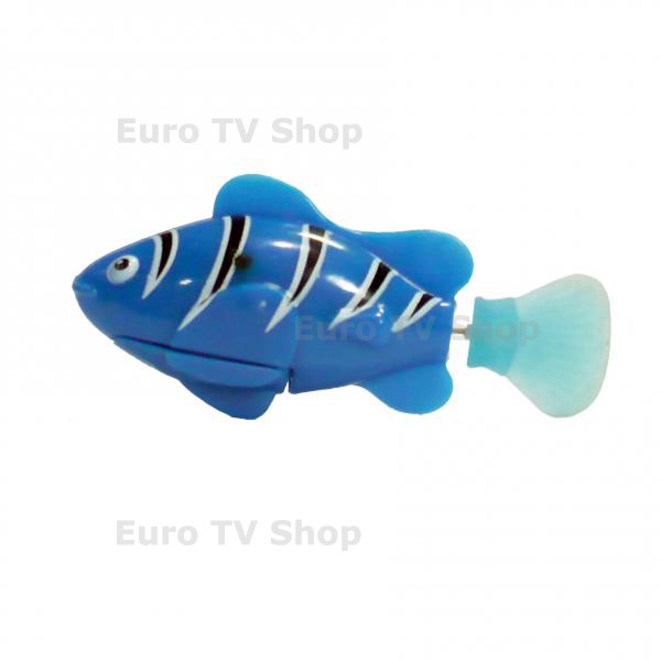 Хепи Фиш Синя Риба