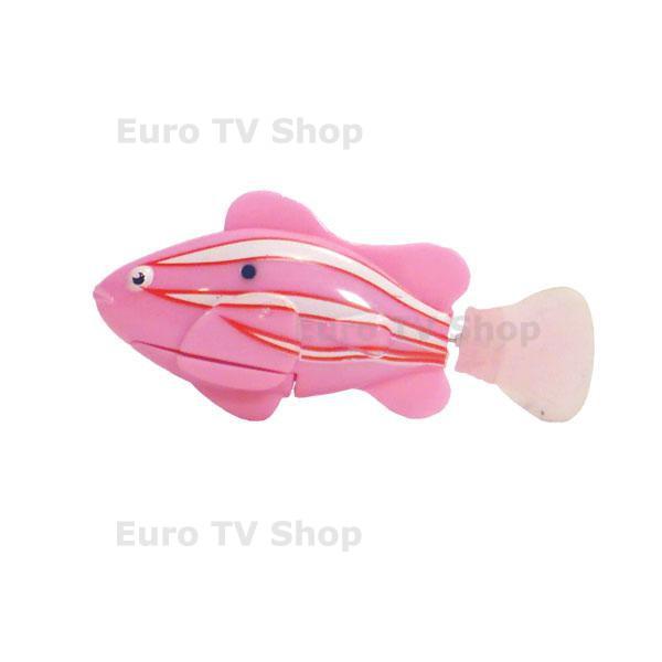 Хепи Фиш Розова Риба