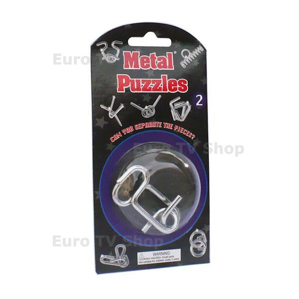 Метален пъзел 2