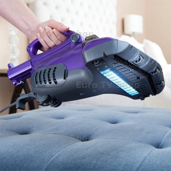 UV Ultra Vac – резервна UV-C лампа към уред за премахване на акари