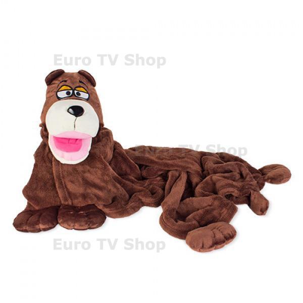 Детско одеяло Мече