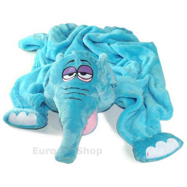 Детско одеяло Слонче