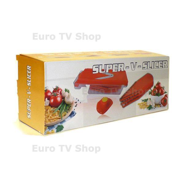 Ренде  Super V Slicer