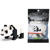 НАНОБЛОК - тромава панда и ухилена жаба