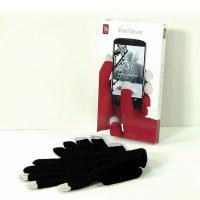 Ръкавици за Touchscreen display - черни