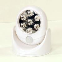 Лампа със сензор за движение