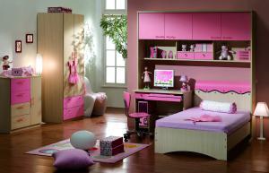 Детско-юношеска стая LA161