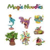 Magic Nuudles + 3D книжка с модели