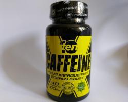 Хербал Кофеин Тен 40капс