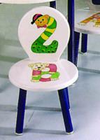 Комплект 4 бр. детски столчета 005В